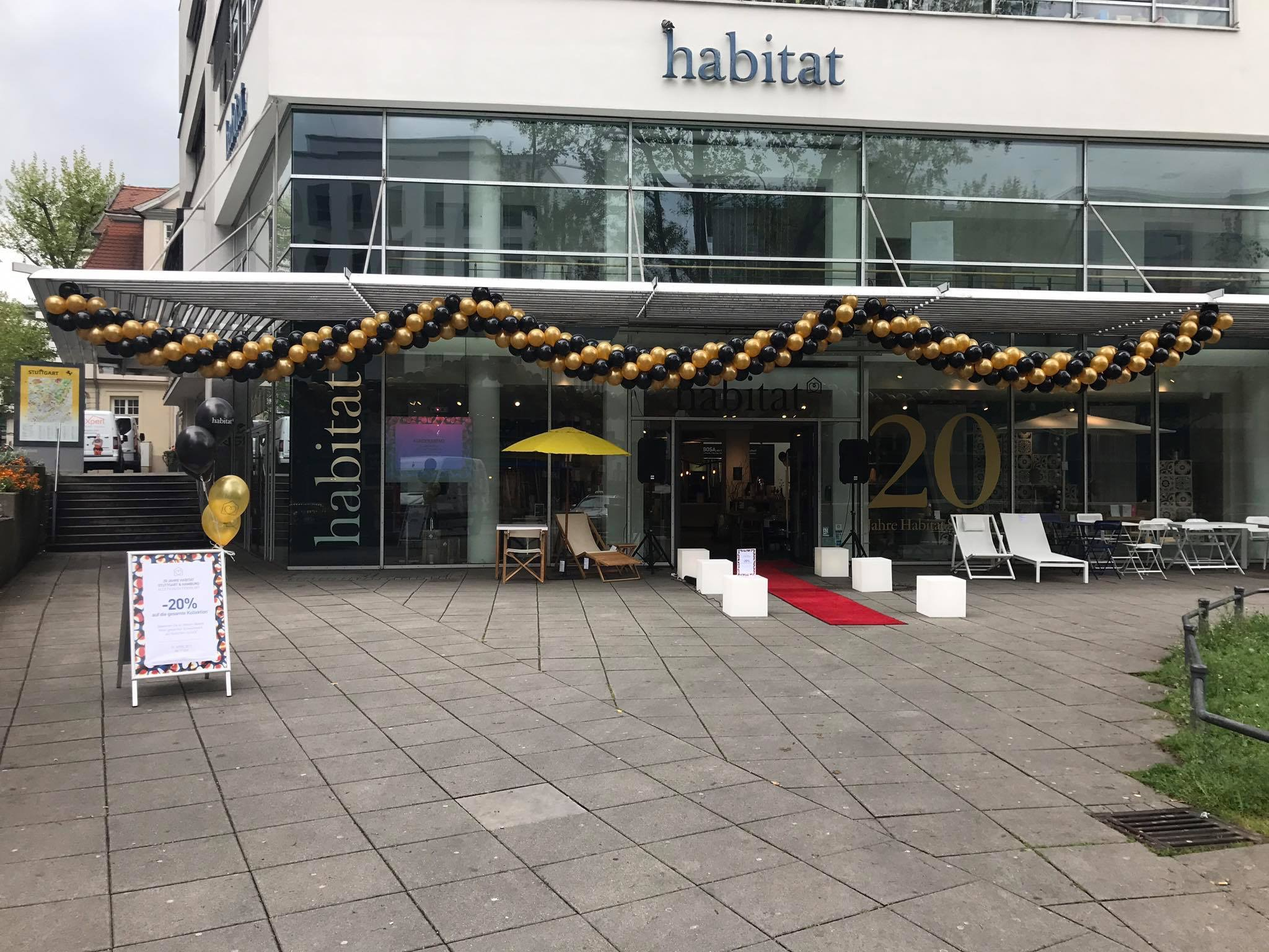 Backzubeh r tortenzubeh r ballon u eventdekoration for Habitat stuttgart